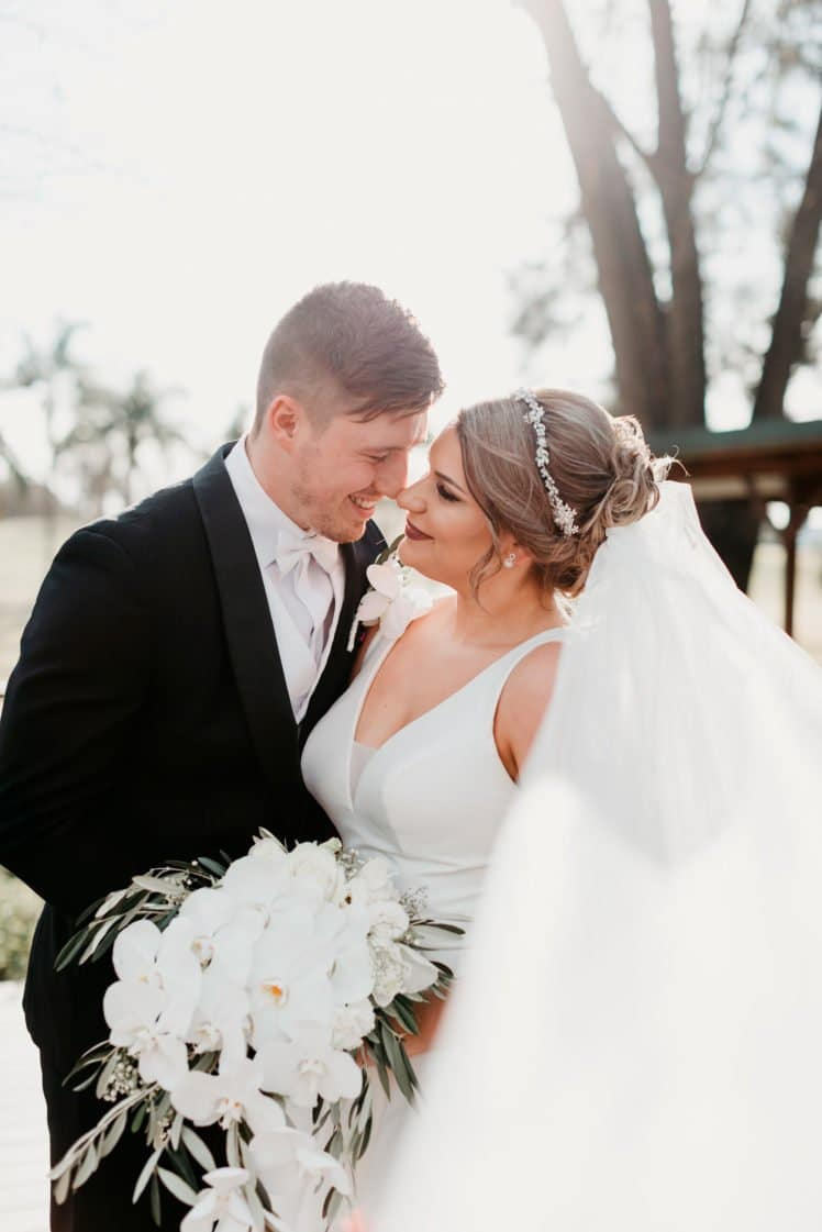 Malanie and Jacob's classic wedding at crowne plaza in hawkesbury valley in sydney