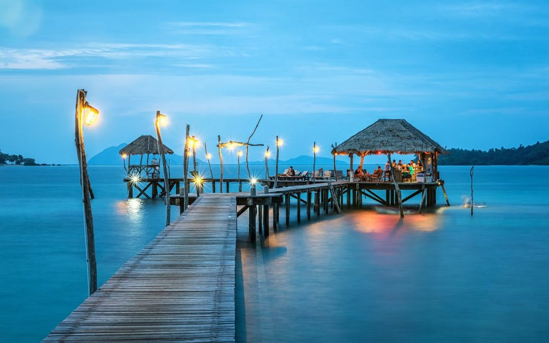 6 Most Exotic Wedding Venues for Your Destination Wedding